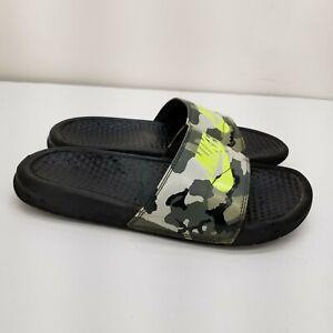 C4 Nike Benassi JDI Print (GS/PS) - 636237-002 - Youth - Size 6
