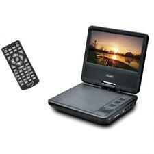 Reproductor TV DVD portatil coche Aura 7 DV16 USB SD con soporte cabezal