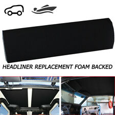Car Roof Line Headliner Back Foam Upholstery Replace Sagging Headliner Material