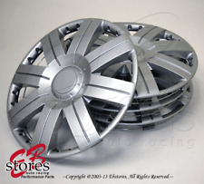 """4pcs Set of 15 inch Wheel Rim Skin Cover Hubcap Hub caps (15"""" Inches Style#613)"""