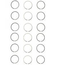 For BMW E39 E46 E83 E85 330Ci X3 Set of 6 Engine Piston Ring Set Mahle 08320N0
