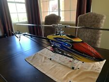 Fiberglass Helicopter Canopy For Scale 250 450 500 550 700 Size Helicopters
