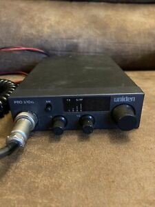 Uniden PRO510XL 40 Channel CB Radio Used