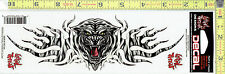 White Tiger Attack Window Decal Sticker for Car/Truck/Motorcycle/Laptop 409