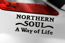 Soul Northern Sticker Window Car Sticker Vinyl Decal