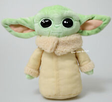 "Baby Yoda Star Wars Mandalorian The Child 8"" Plush Doll Keychain Stuffed Doll"