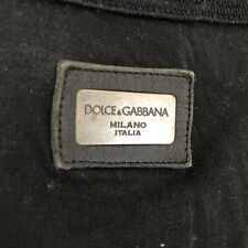 Dolce & Gabbana Plaque Logo T-shirt Medium/Large (48)