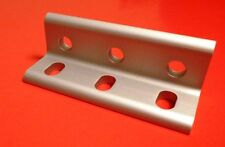 8020 Inc Equivalent Alum 6 Hole Slotted Inside Corner Bracket 10 Series 4266