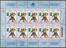 2014 Kazakhstan RCC Winter Sports  Bandy MNH