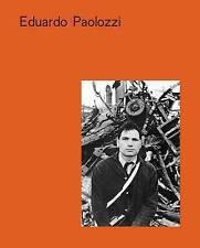 Eduardo Paolozzi by Whitechapel Gallery (Paperback, 2017)