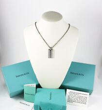 Collana Tiffany & Co Pendente. Collezione Atlas 2003 Elsa Peretti®