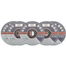 5 Stck. Trennscheiben Ø115 mm Flexscheiben Inox Edelstahl Metall Blech Extradünn