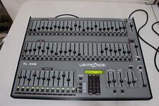 Lightronics TL2448 48 Channel 8 Light Console with W-DMX Church Theater Stage