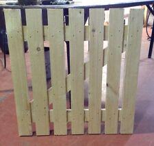 Wooden Garden Gate (4ft x 4ft)