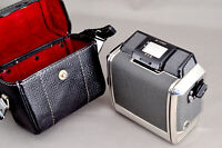 =Exc= Zenza Bronica 6x6 Roll Film Back for S2 + Leather Case Free Shipping *234
