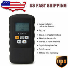 Geiger Counter Y X Ray Radiation Detector Nuclear Radiation Monitor Meter Usa