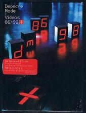 DEPECHE MODE VIDEOS 86>98 - 2 DVD F.C. SIGILLATO!!!