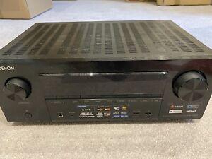 Denon AVR-X2600H AV Receiver (Black & Used)