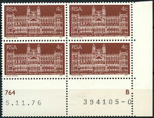 South Africa 1977 SG#413 Transvaal Supreme Court MNH Block #E9359