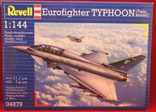 Eurofighter Typhoon / Revel l/ 1:144/Niveau 3 / Bausatz 04879 /10+Jahre/OVP
