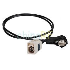 Jack B FAKRA A ISO Antena Adaptador Cable Cable de extensión 50cm para Coche Antena