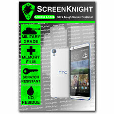 ScreenKnight HTC Desire 820 FULL BODY SCREEN PROTECTOR invisible military shield