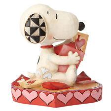 Peanuts - Puppy Love (Snoopy) Figurine By Jim Shore BNIB 28018