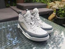 654262-006 Nike Air Jordan Flight 9.5 Wolf Grey White Dark Grey Size UK 7