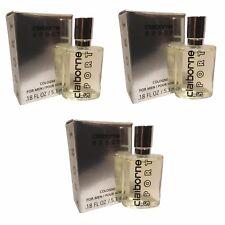 Sport by Liz Claiborne Miniature Mini Aftershave Cologne for Men 5.3ml EDC x3