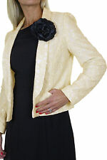 Lace None Floral Formal Coats & Jackets for Women