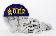 Galeforce Nine concrete secaremos Mix-tomárselo Mix, piedras, retraído, diseño base