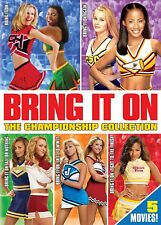 Bring It On 1, 2, 3, 4 & 5 The Championship Collection DVD Set New Sealed