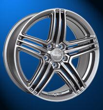 Audi Ja/H) (kein Schneekettenerlaubnis Metallic Felgen fürs Auto