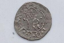 Sweden King Johann III (1568-92) in Reval Livonia Skilling  VF/XF Condition  !!!