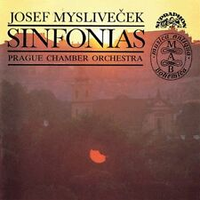 ██ JOSEF MYSLIVECEK (*1737) ║ Sinfonias