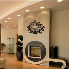 Vinyl Wall Art Decal Sticker - Modern Baroque Design