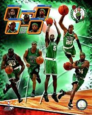 Boston Celtics 2008/09 NBA Basketball Team Licensed Unsigned 8x10 Photo A4