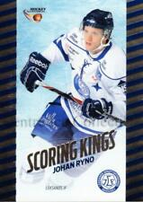 2012-13 Swedish Hockey Allsvenskan Scoring Kings #3 Johan Ryno