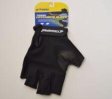 New Champro Sports Padded Catchers Glove - Black - One Size Baseball RH