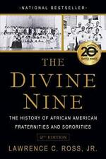 The Divine Nine by Lawrence C. Ross #7993