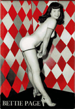 31030 Bettie Page Pinup 50s Topless Nude Naked Butt Fridge Refrigerator Magnet