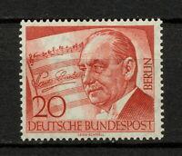 (YYAT 0241) Berlin 1956 MNH Mich 156 Scott 9N142 Germany Paul Lincke composer