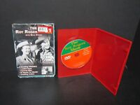 THE ROY ROGERS SHOW with Dale Evans 4 Cowboy Classics DVD
