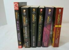 Lot Of 6 World Of Warcraft Paper Back Books Mage Thrall Etc