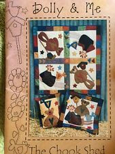 THE CHOOK SHED - Dolly & Me - Pattern