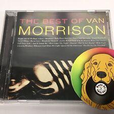 New ListingThe Best Of Van Morrison Cd Nm Us Rare Blues Pop Rock 1990 Polydor