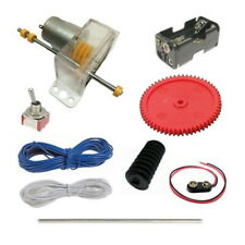 More details for peco dapol turntable motor motorising part and full kits from railwayscenics