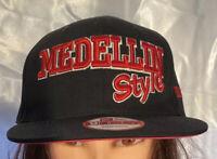 New Era Medellin Style 9Fifty Snapback Hat Cap New