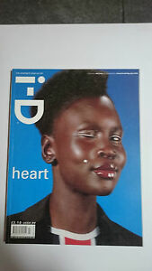iD Magazine, Alek Wek ,Number 199 / July 2000 ,Mint.