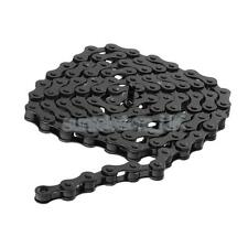 "Black Color Bicycle Bike Chain Single Speed 1/2""x1/8"" Fixie Cruiser BMX"